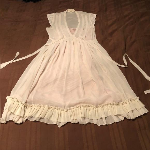 Forever 21 Dresses & Skirts - Forever 21 Layered Chiffon Dress